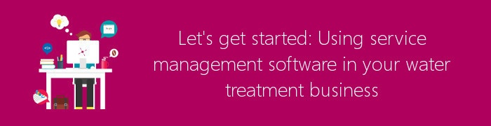 water treatment software