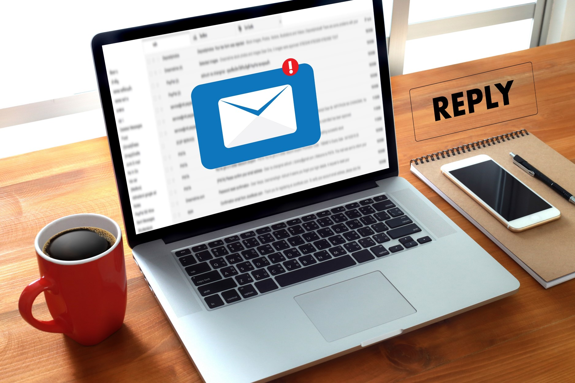 centralised email signatures